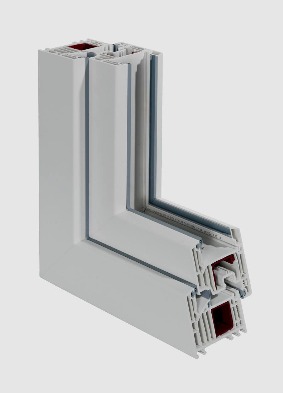 Serramenti erco modello ecoclima falegnameria gi co - Erco finestre ...