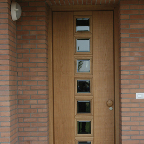 portoncini d'ingresso in legno icsa