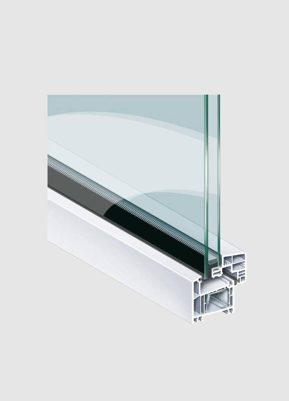 Serramenti erco modello minimal falegnameria gi co - Erco finestre ...